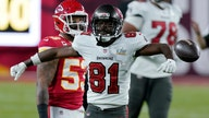 Antonio Brown pads pocket with Bucs' Super Bowl LV victory