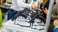 Gun sales spike over political unrest, uncertainty