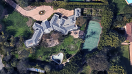 Casey Kasem's LA home with a heart-shaped pool lists for $37.9M