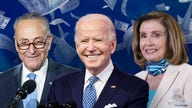 Biden, Pelosi, Schumer push $1.9T stimulus as debt, deficit balloon to eye-popping amounts