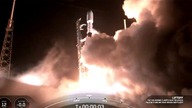 SpaceX's Falcon 9 misses landing after successfully deploying 60 Starlink satellites