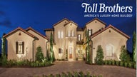 Mortgage rates help spur Toll Brothers to profit