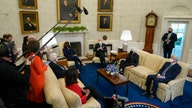 Biden endorses sending stimulus checks to Americans earning $75,000 during meeting with top CEOs