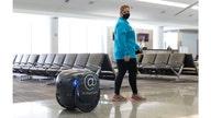 Robots delivering food to Philadelphia airport passengers amid coronavirus pandemic