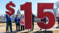 8 Senate Democrats vote against $15 minimum wage
