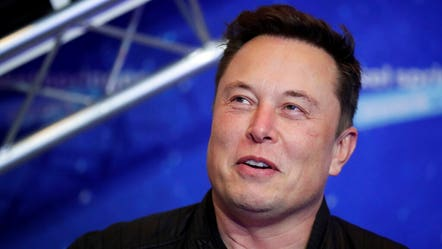 Elon Musk questions assertions Bitcoin is sustainable