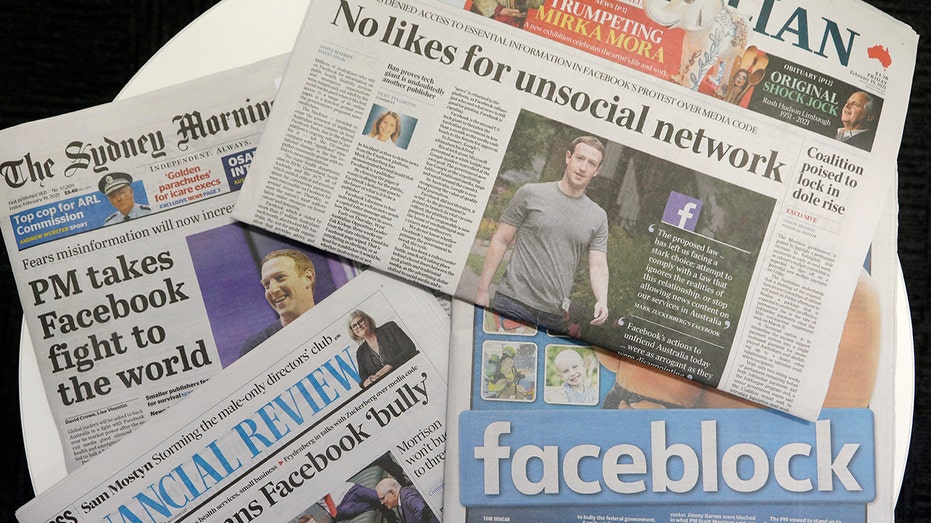 Facebook to invest $1bn in news business after Australia dispute