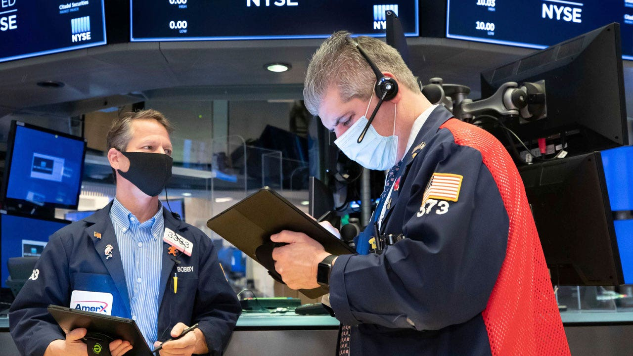 Stocks retreat from records, Intel, Boeing drag on Dow