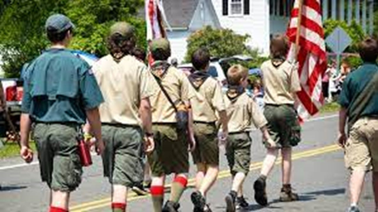 Insurer Hartford to pay $650M for claims linked to Boy Scouts sex abus... image