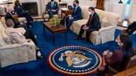 Biden's infrastructure push focuses on America's competitiveness