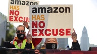 Amazon aware that workers allegedly pee in water bottles, documents show; company pushes back