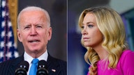 Kayleigh McEnany says Biden avoiding press questions because his staff has no 'faith' in him