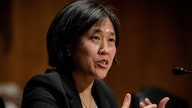 US trade chief Tai says U.S. faces 'very large challenges' on China