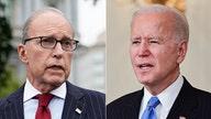 Larry Kudlow warns Biden tax plan would ignite 'class warfare'