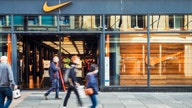 Nike's revenue pinched by supply-chain disruptions