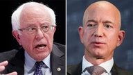 Amazon swipes at Sanders over minimum wage, Warren over 'loopholes' comment