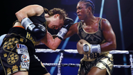 Claressa Shields fights for equal pay in women's boxing: 'We are as great as the men'