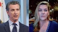 California Gov. Newsom's recall explanation blasted by restaurant owner as 'hurtful'