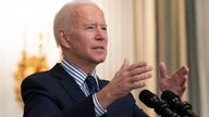 What is a global minimum tax pushed by Biden, and how would it work?