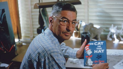 What is Dr. Seuss' net worth?