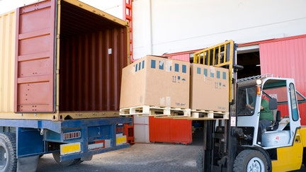 Trucking industry thriving from coronavirus-linked e-commerce boom