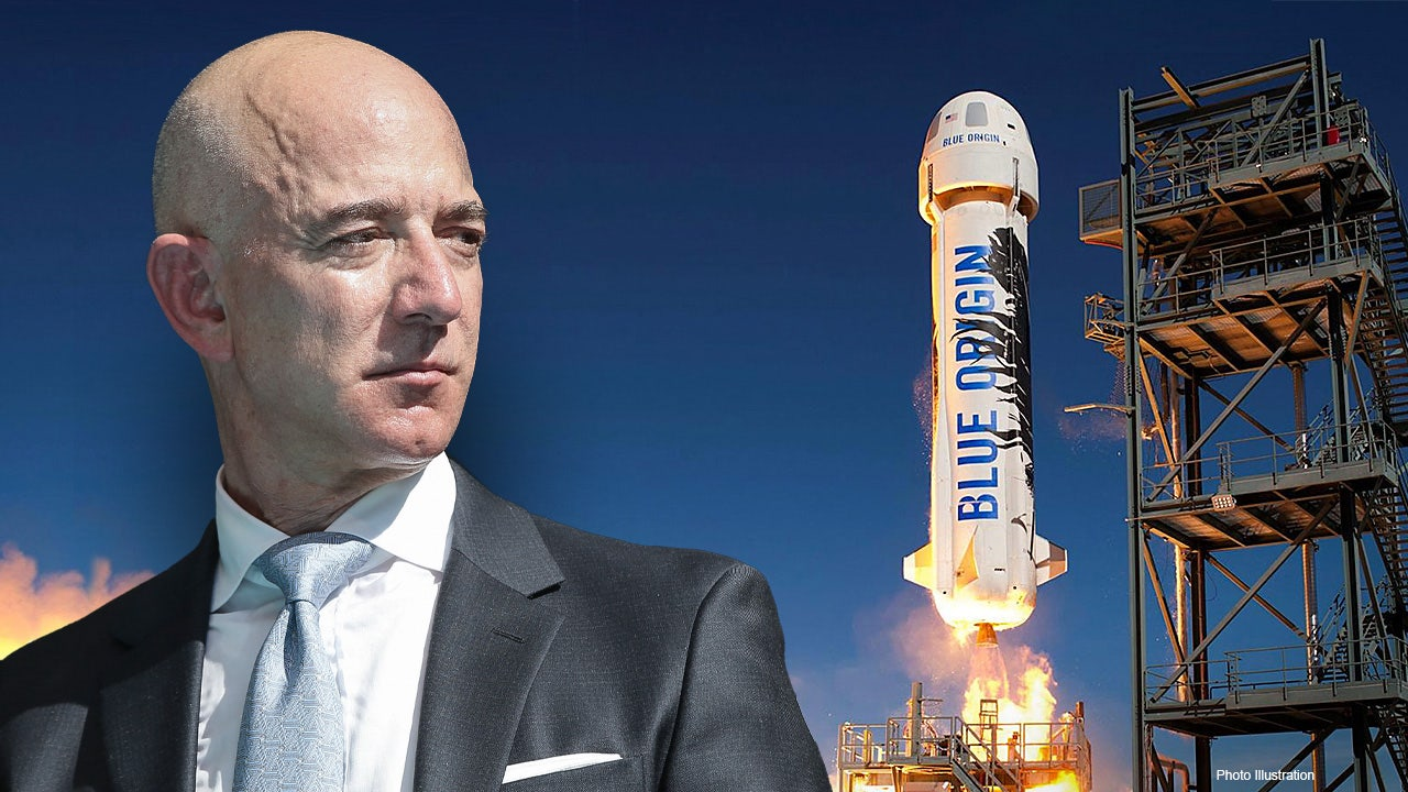 Bezos' Blue Origin rebuffed in its protest of moon lander contract
