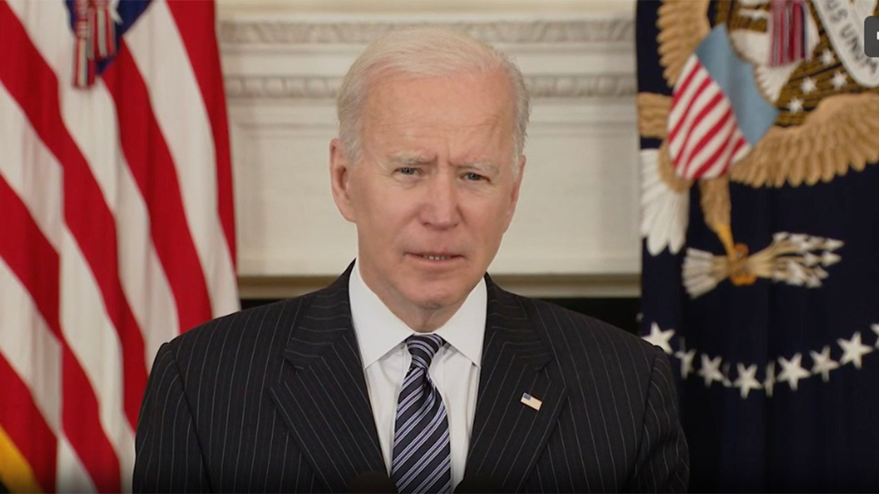 Biden to announce he needs half of all new autos at zero emissions by 2030