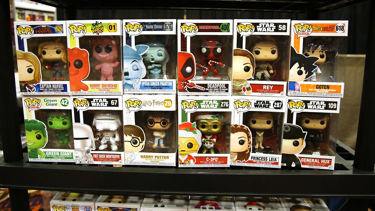 Funko getting into NFT action with weekly offerings starting in June