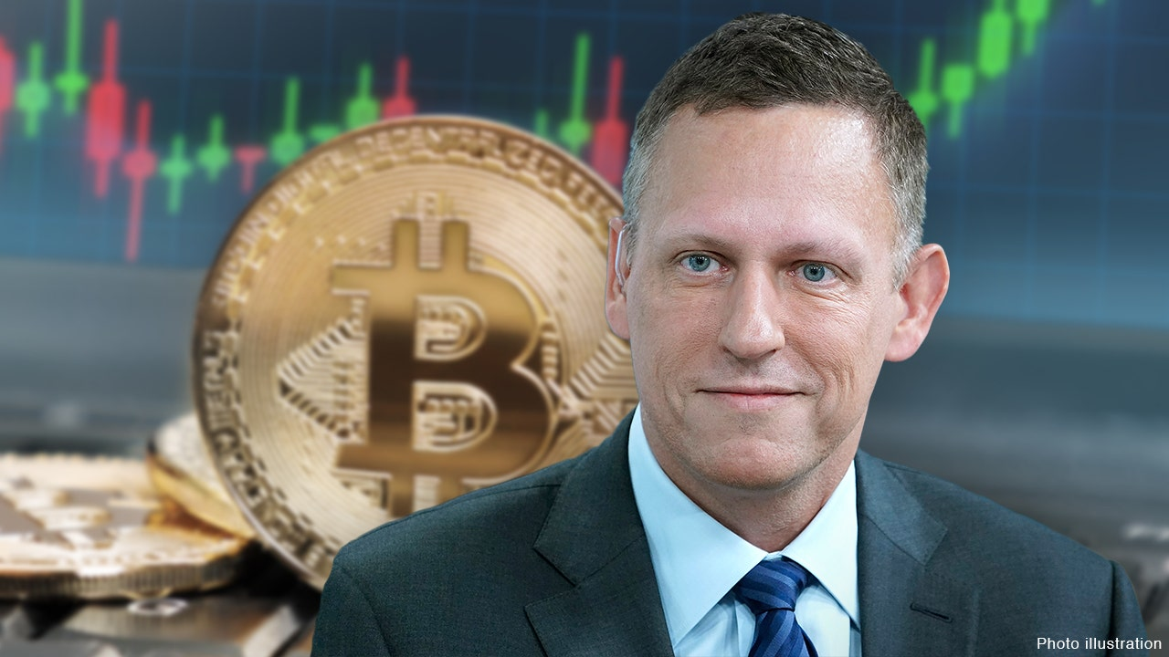 Peter Thiel: China could use bitcoin as a 'financial weapon against th... image