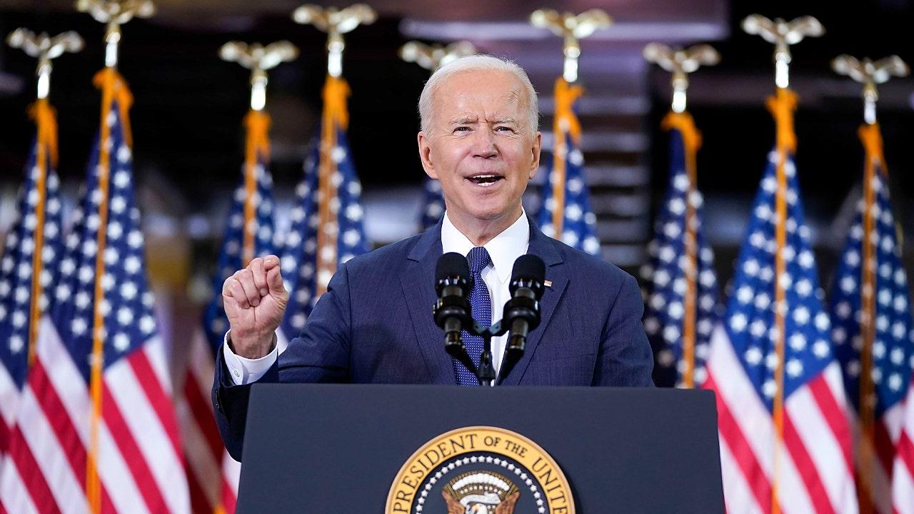 Biden will raise taxes on 'everybody in America': Sean Duffy