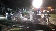 Tesla driverless car crash to be probed by US regulators