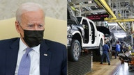 White House, Intel team up on semiconductor shortage affecting auto industry