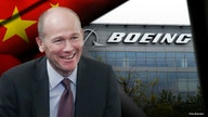 Boeing CEO to push Biden for 'productive dialogue' with China