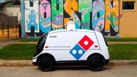 Domino's to test out driverless, autonomous delivery vehicle
