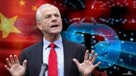 China is trying 'to dominate blockchain,' Navarro warns