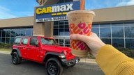 CarMax offering 24-hour test drives with free Dunkin'