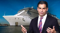 Miami mayor says docked cruises affect 'the local economy tremendously'