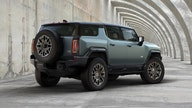 GMC HUMMER EV SUV Edition 1 reservations sold out in 10 minutes