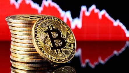 Bitcoin slides to $32K, China cracks down again
