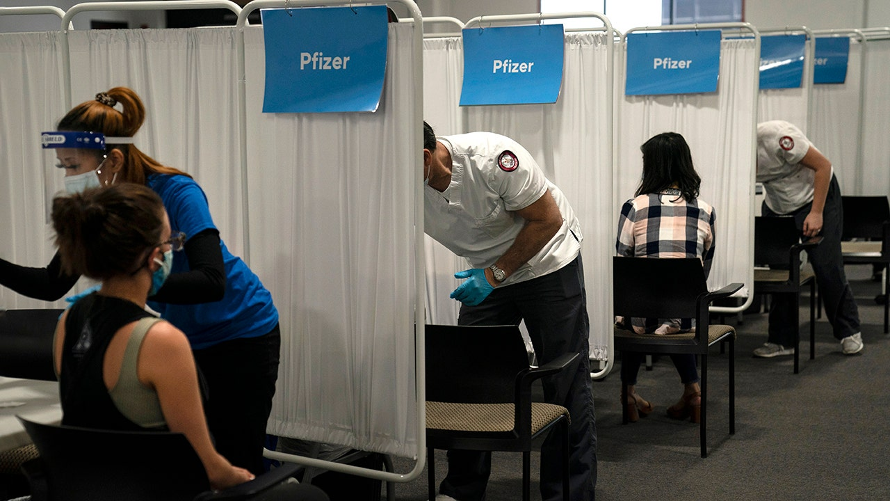 Companies push employees to prove they are vaccinated for COVID-19