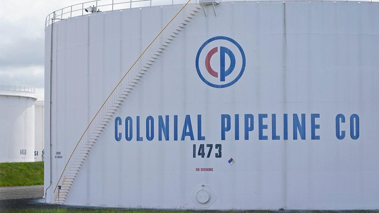 FBI names 'Darkside' as Colonial Pipeline cyberattacker
