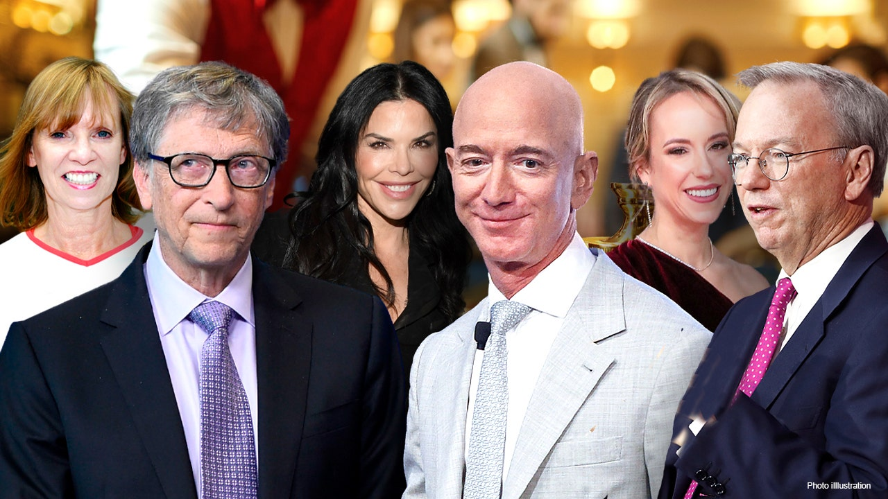 The not-so-secret sex lives of the world's richest and most powerful