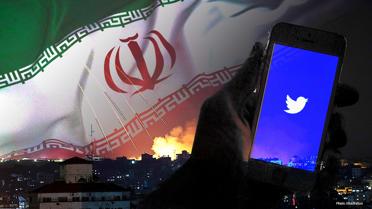 Pro-Iran Twitter accounts got anti-Semitic hate trending