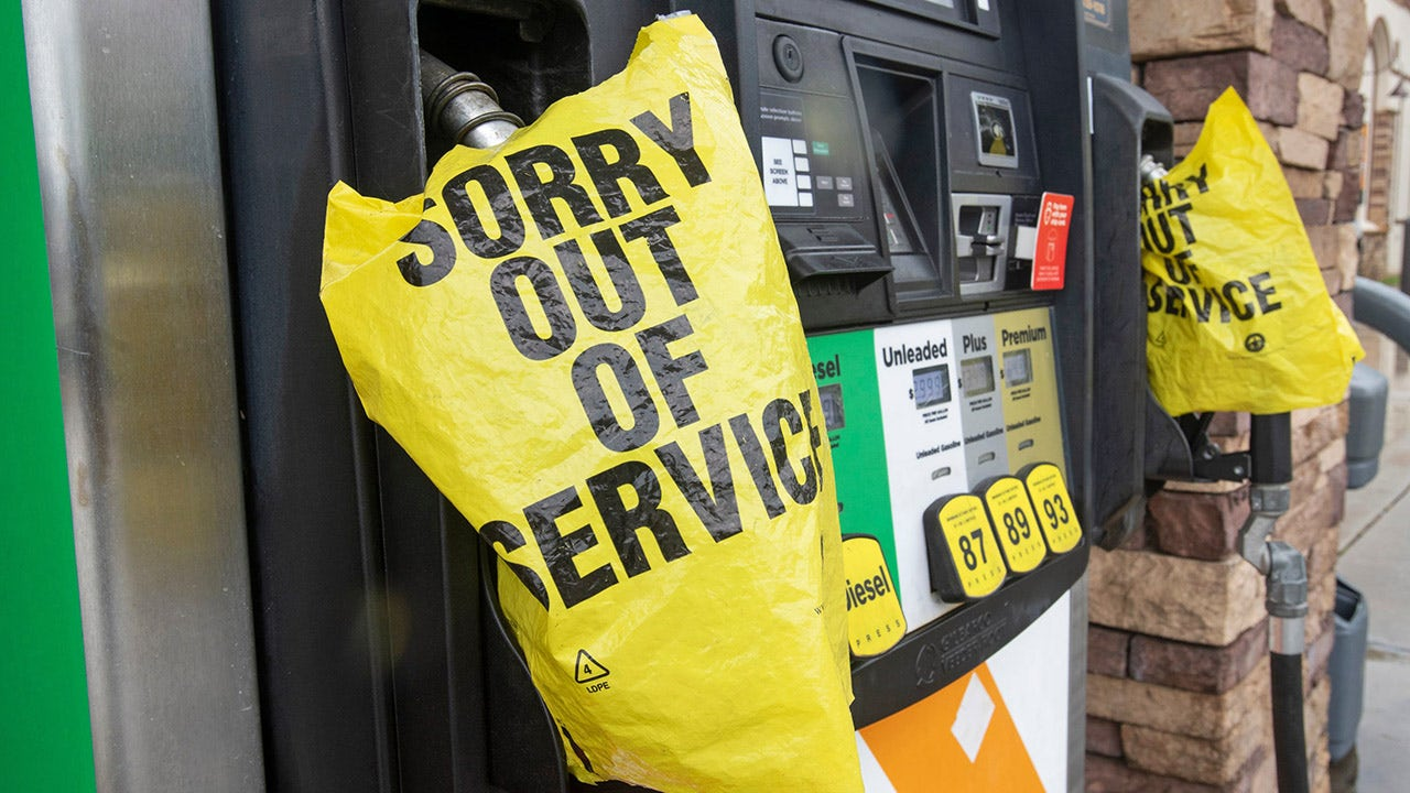 Gas shortage: 72% of NC gas stations are without fuel