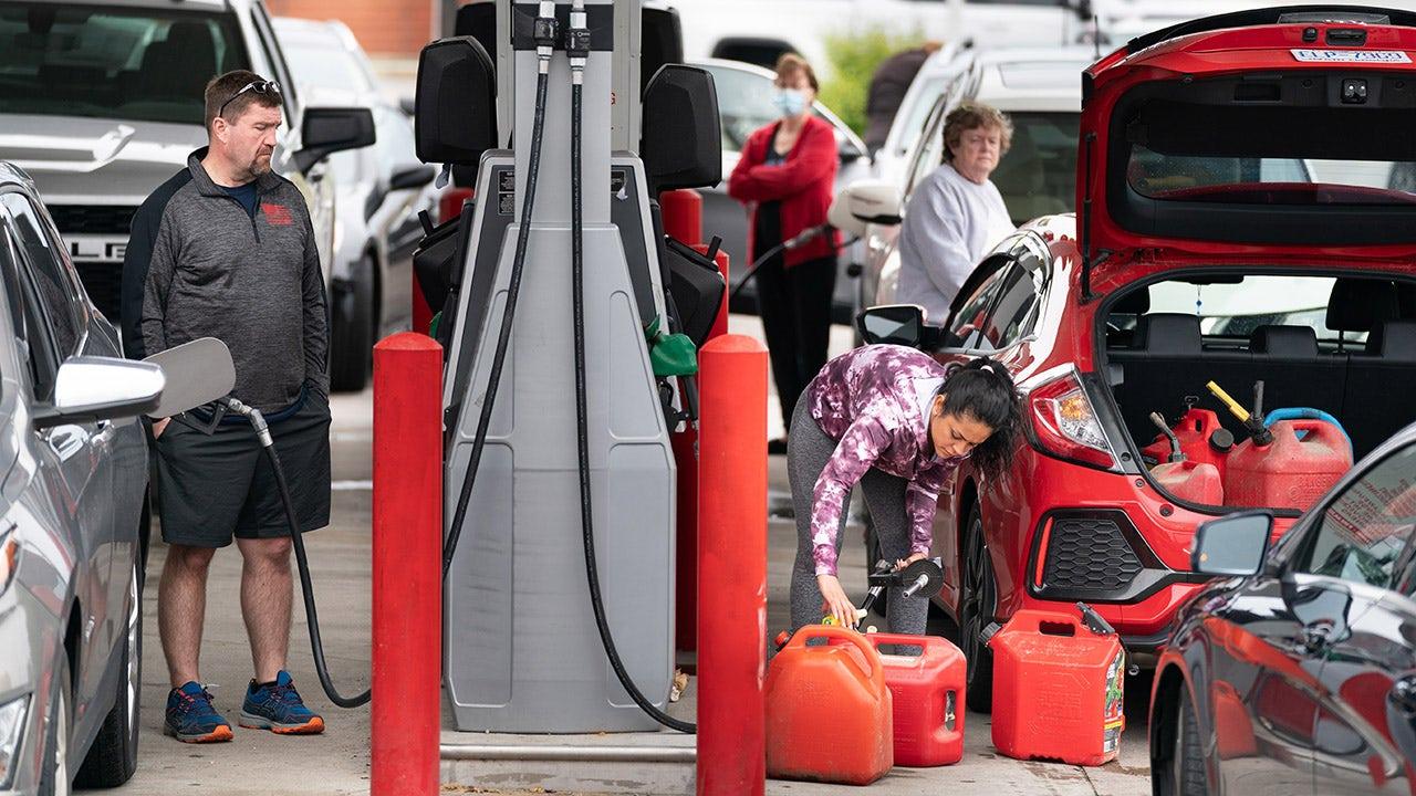 Washington DC gas shortage reaches critical level