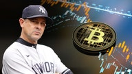 Bitcoin, crypto in MLB no longer out of left field, Yankees manager Aaron Boone says