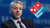 Billionaire Bill Ackman takes slice of Domino's Pizza