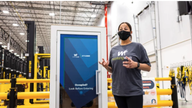 Amazon rolls out ZenBooth for warehouse employees