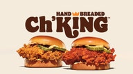 Burger King's chicken sandwich launches nationally in June