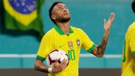Nike parted with Neymar amid sexual-assault probe